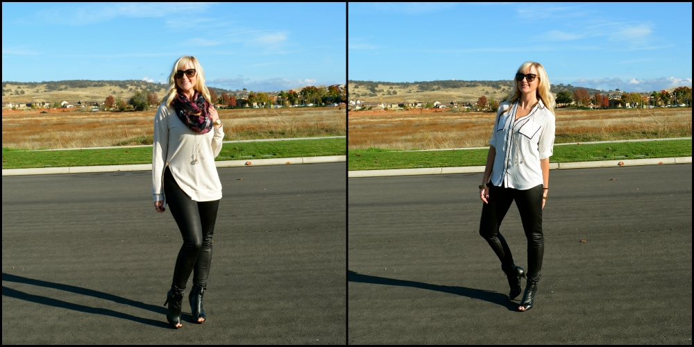 mark. Chic It Out Pants 2 Ways