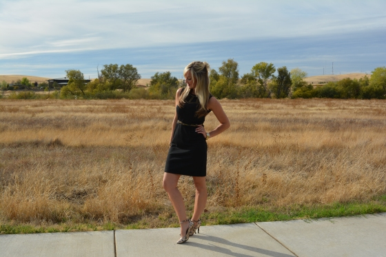 The Perfect LBD For Night