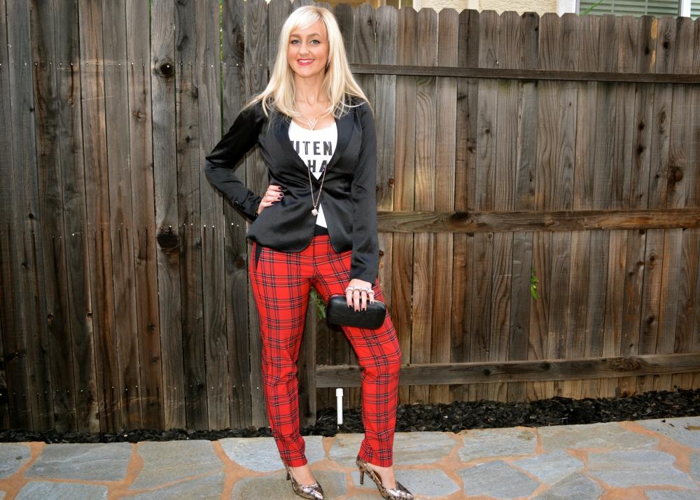 Metallic Heels:  mark. Pumped With Vogue Heels