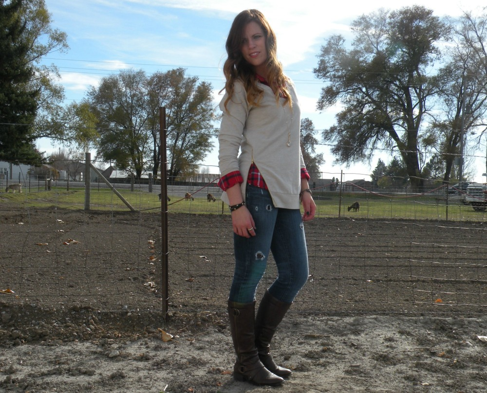 My Sweet Obsessions:  Holiday Plaid