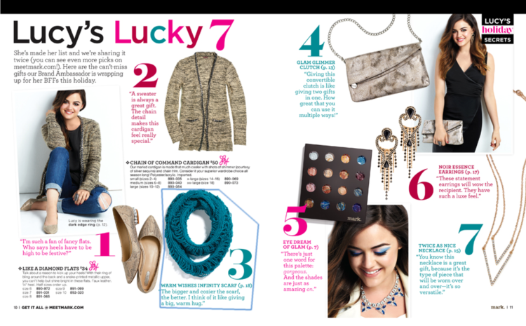 Lucy's Lucky 7