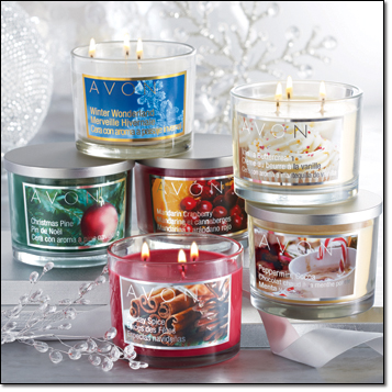 Avon Scented Candles $9.99