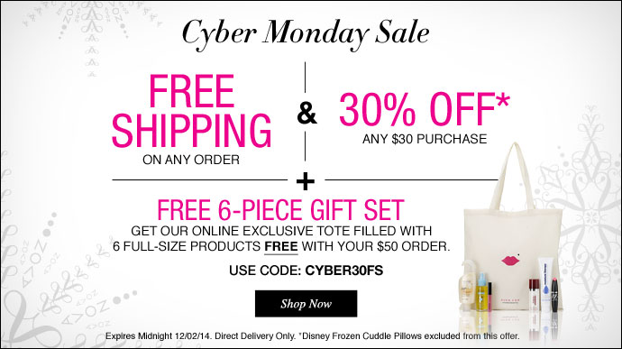 Cyber Monday Deals at http://www.youravon.com/aliciahessinger