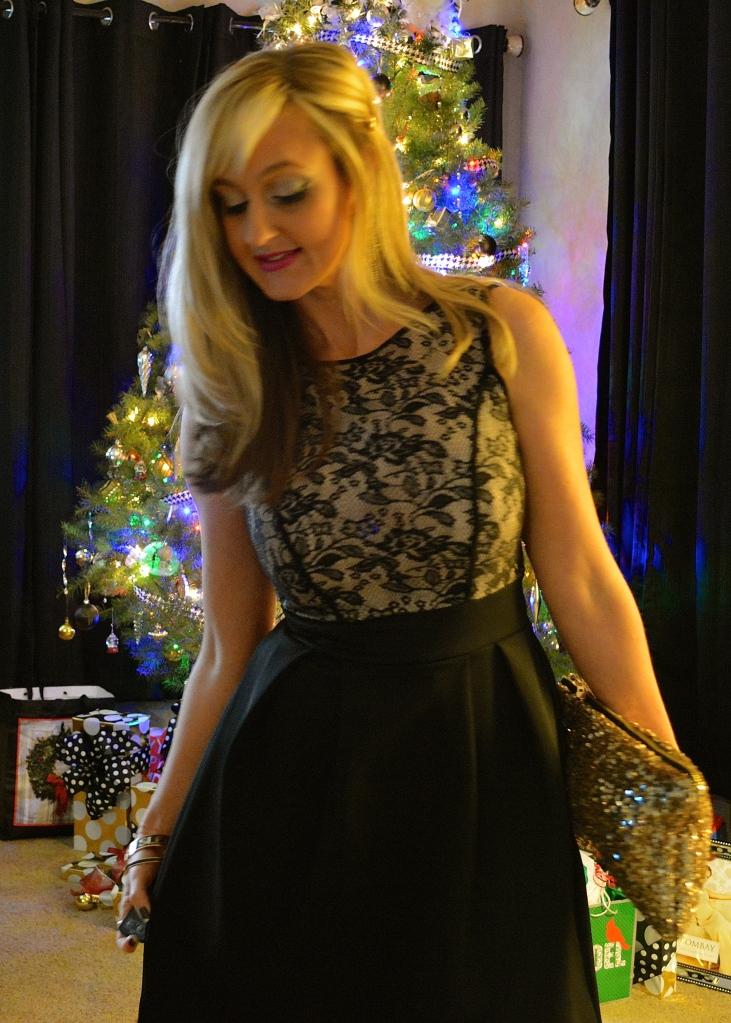 Lace Bodice on the mark. Grand Entrance Dress