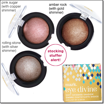 mark. Eye Divine Shadows ($11)