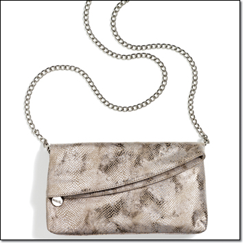 mark. Glam Glimmer Clutch $28