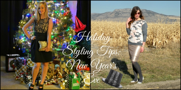 Holiday Styling Tips:  New Year's Eve