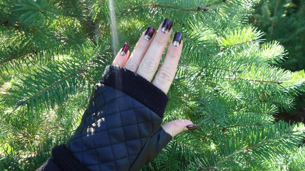 mark. Trendsetter FIngerless Gloves