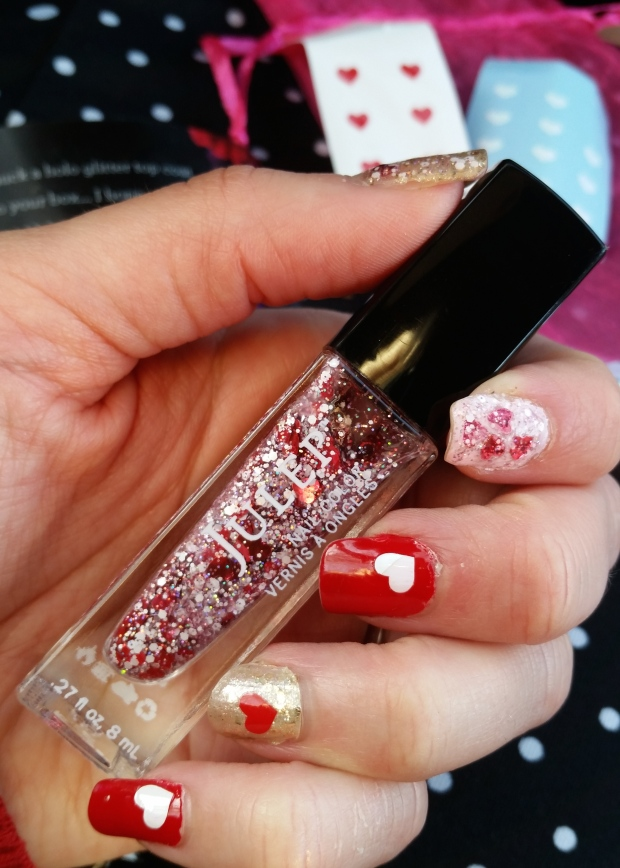 Julep Smitten Kitten Box Nail Look