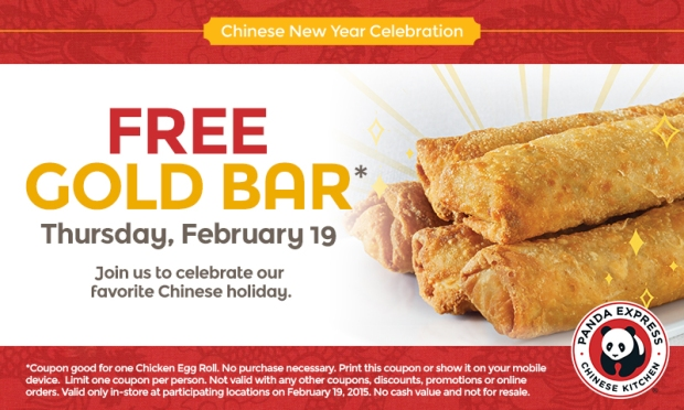 Free Egg Roll!
