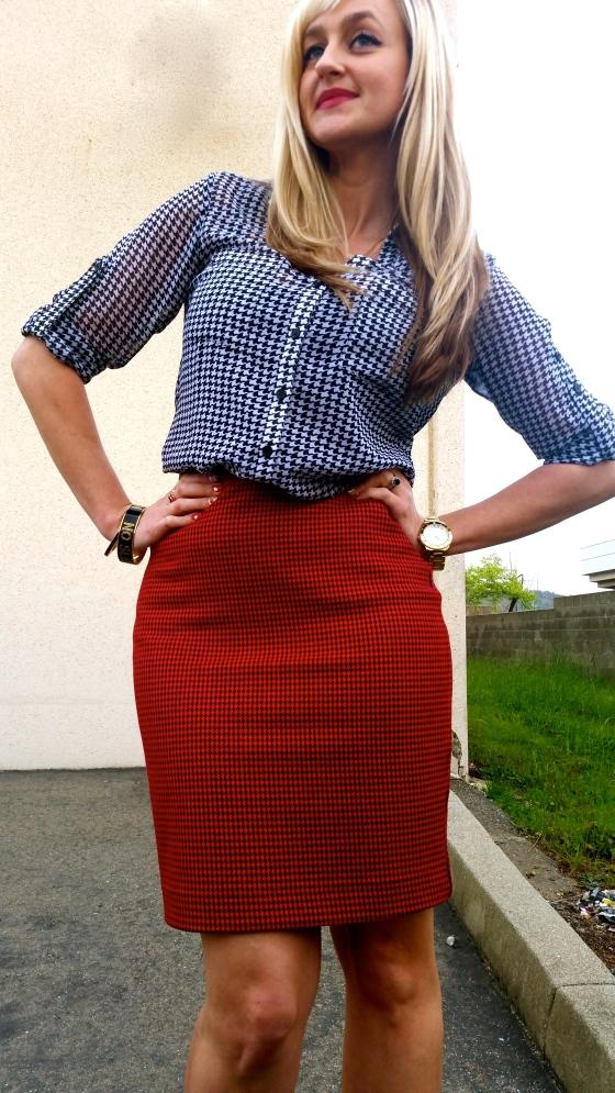 Portofino's and Pencil Skirts