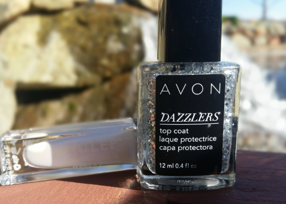 Julep Dana and Avon Dazzlers in Disco Ball