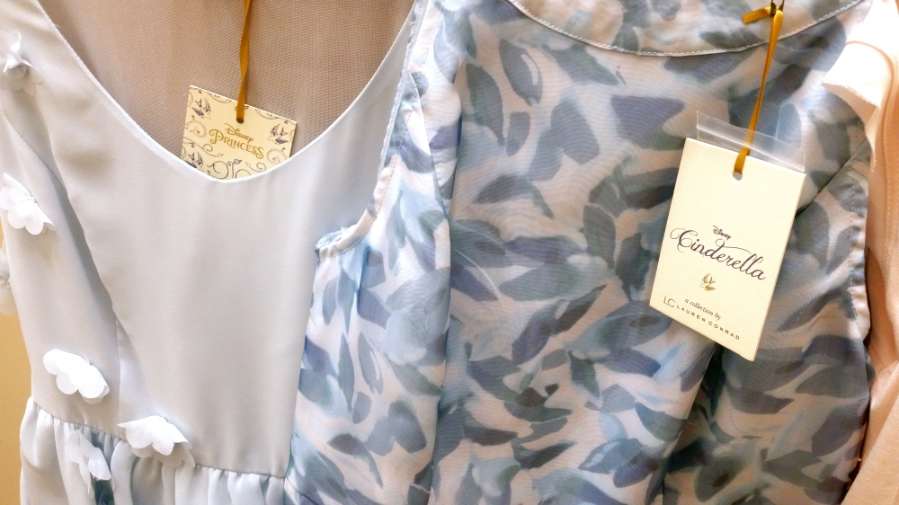 Chic Peek:  LC Lauren Conrad Disney's Cinderella Collection
