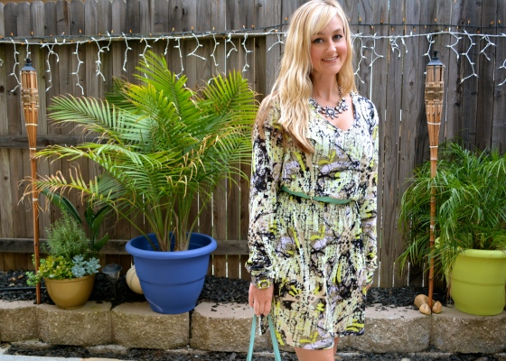 Wearing Citron Trend For Spring and Summer