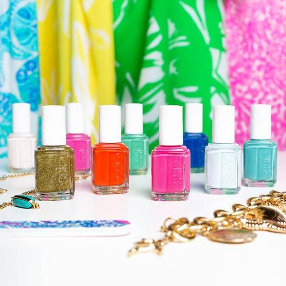 Essie Polish for Lilly For Target