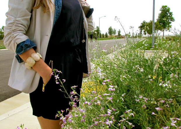 Achieve Visual Interest With More Than Just A Blazer
