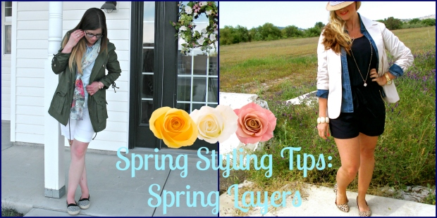 Spring Styling Tips: Spring Layers