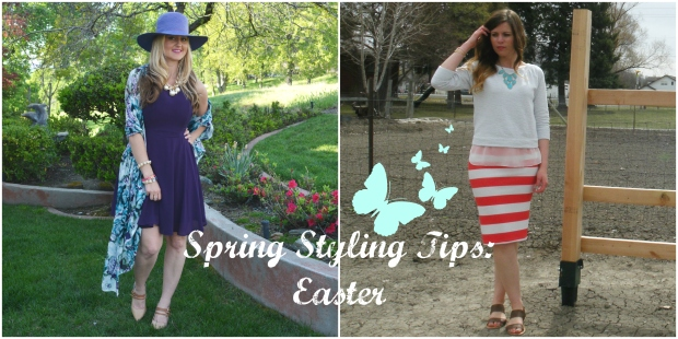 Styling Tips For Easter