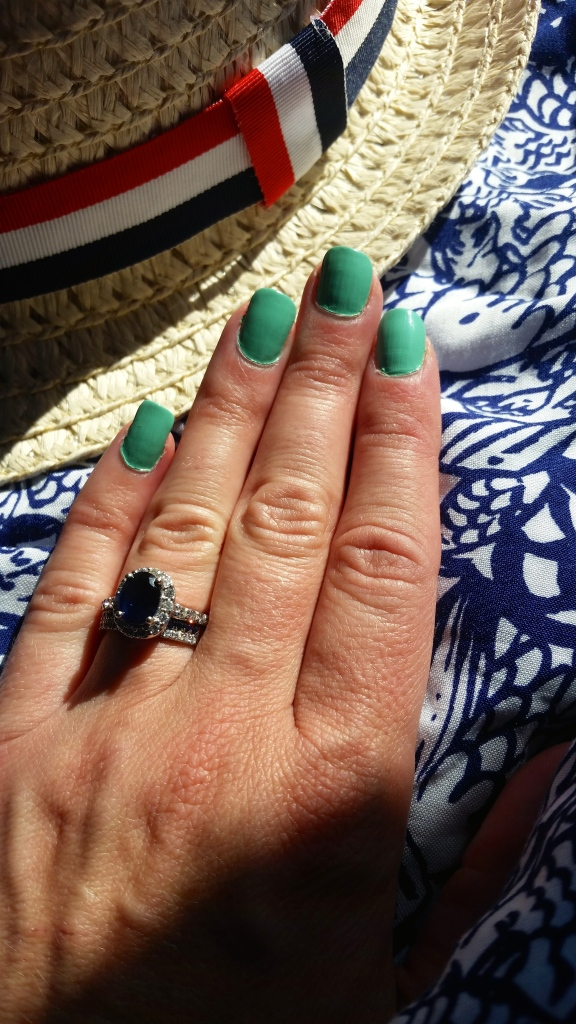 Lilly Pulitzer for Target Essie First Timer
