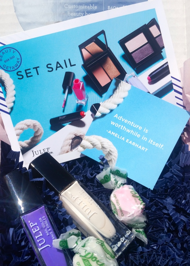 Julep Set Sail Collection for May