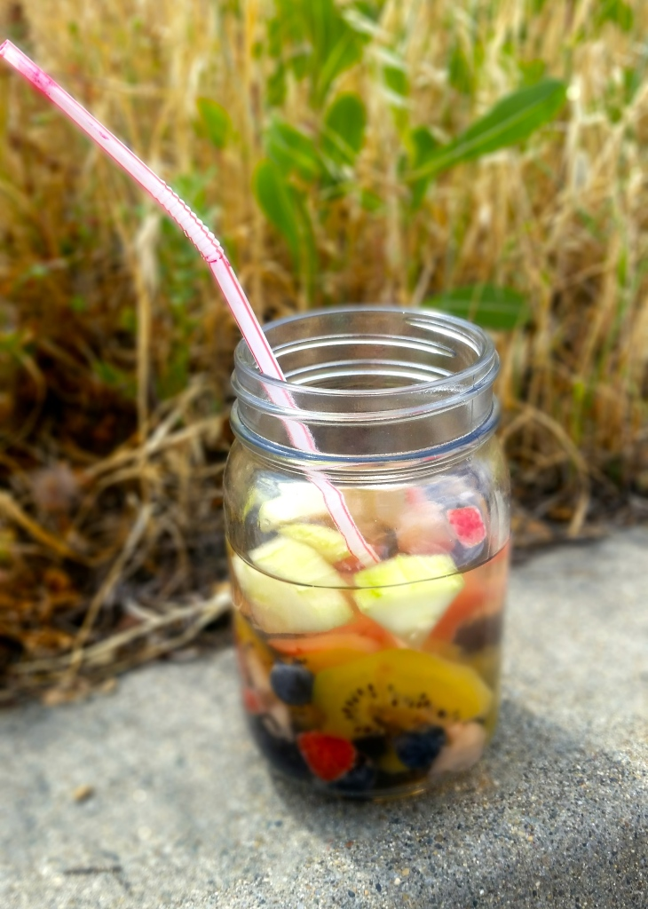 Infused Water For Your Weekend