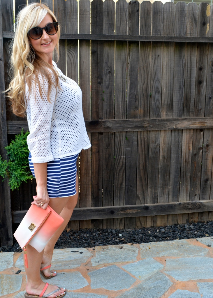 Week O'Nautical - Beach Sweater
