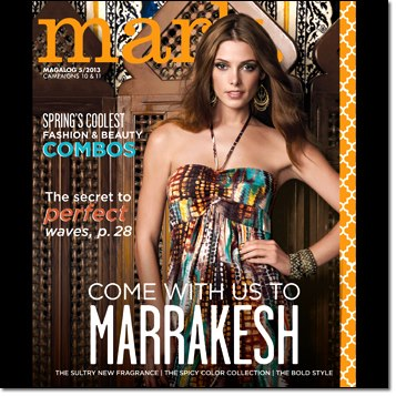 mark. Marrakesh Collection