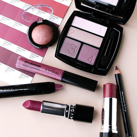 Wear the trend with Avon and mark. Beauty