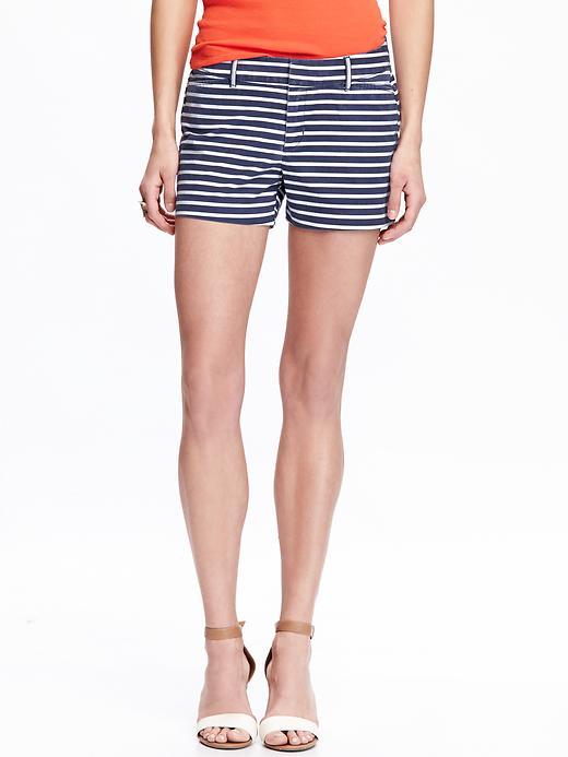 Nautical Shorts