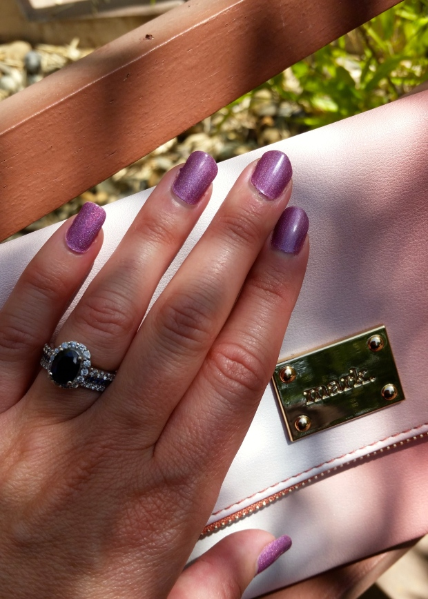 Summer Nails With The Summer Clutch