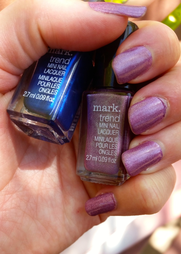 mark. Nailed It Duo Trend Mini Polishes