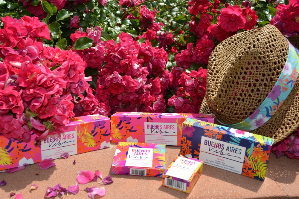 mark. Instant Vacation Buenos Aires Vibe In Fun Tropical Packaging!