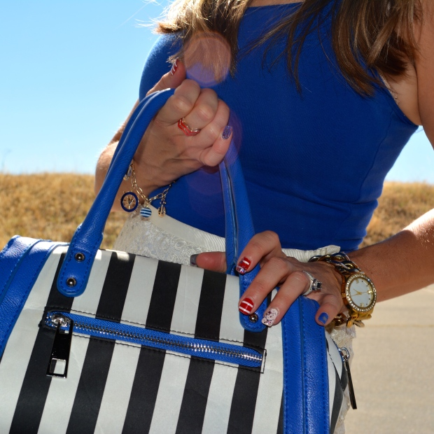 Striped Bags Have More Fun