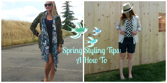 How To Apply Spring Styling Tips