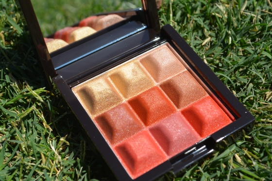 mark. Touch and Glow Shimmer Cube in Coral