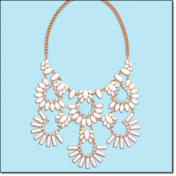 mark. So White Now Necklace NOW $19.99