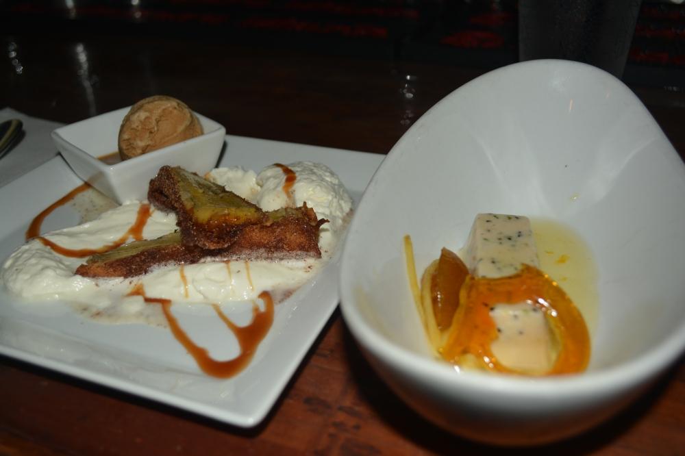 Double Birthday Desserts