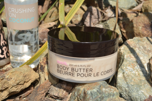 mark. Crushing on Coconut Body Butter