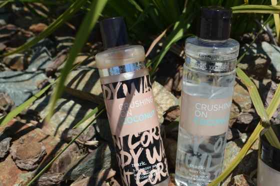 mark. Crushing On Coconut 3 in 1 and Body Oil