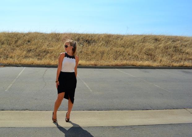 "The ""IT"" Skirt For The Summer - Asymmetrical Skirts"