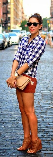Fall Wishlist:  Plaid Shirt