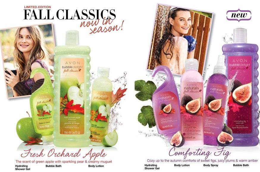 Avon Naturals (Buy One Get One .99)