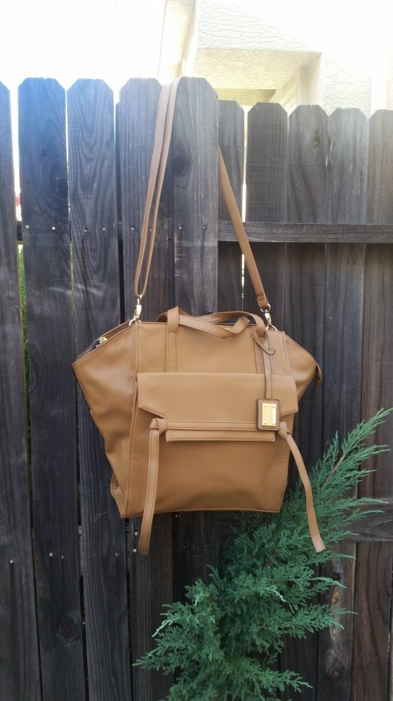 mark. Neutral Territory Bag