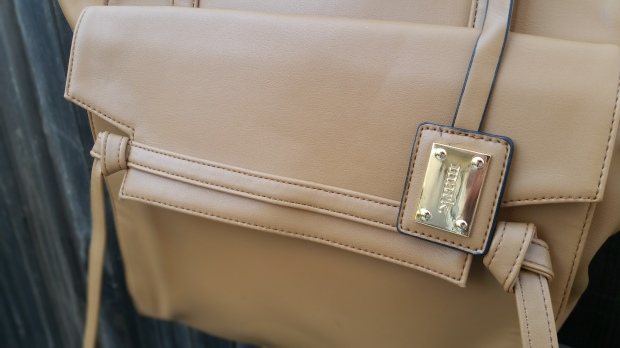 mark. Neutral Territory Bag