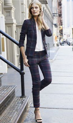 Berry Plaid
