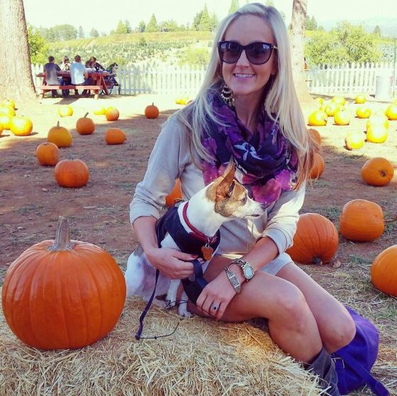Pumpkin Patch-ing!