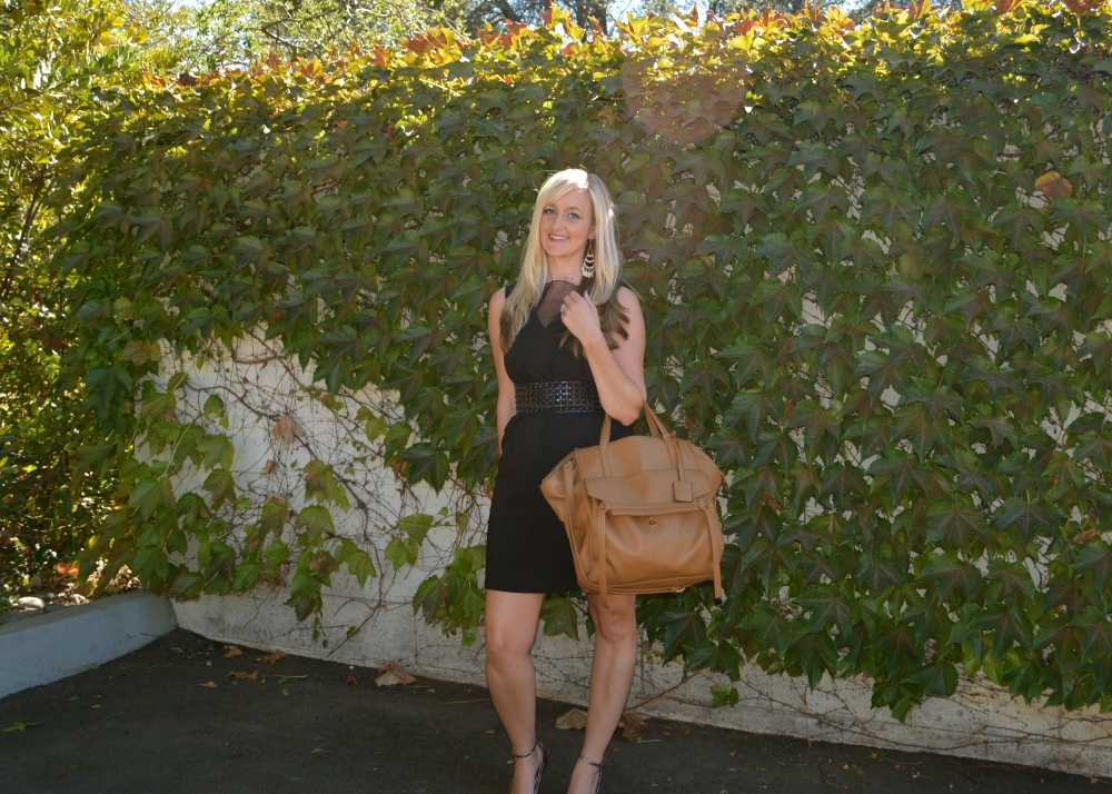 LBD For A Hot CA Fall