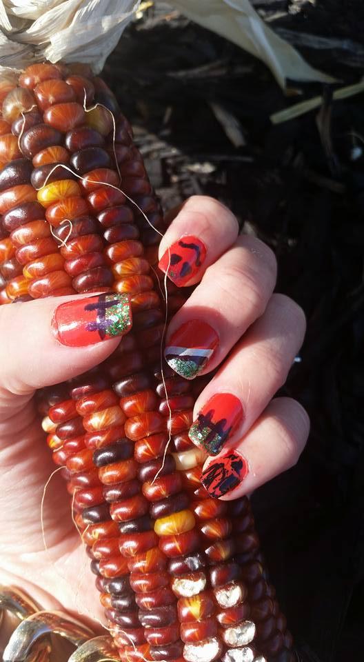 Fraken-nails!