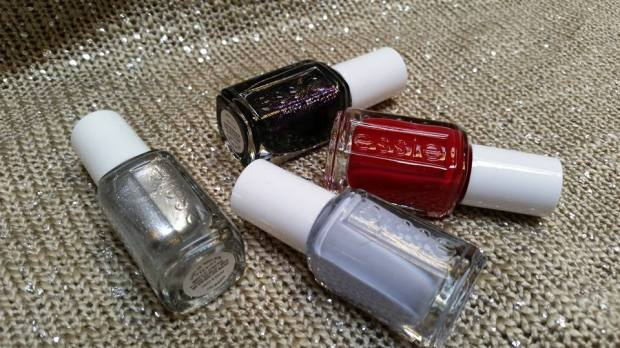 Essie Virgin Snow Winter Collection 2015