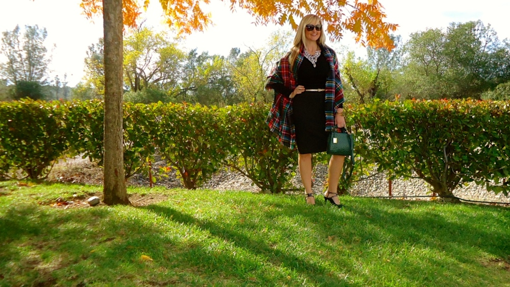 Chic Black and Fall Accessories